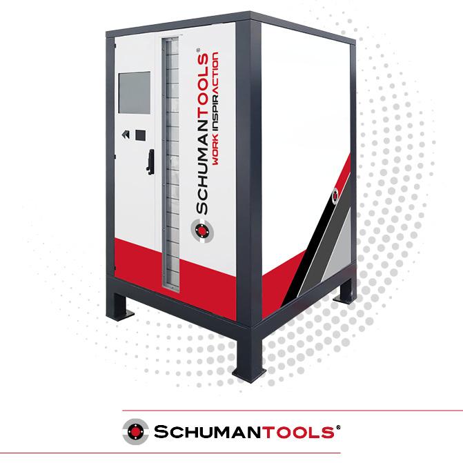 magazzino automatico schumantools