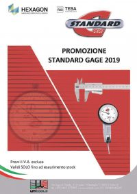 Promozione TESA STANDARD GAGE 2019_IT_UM TOOLS