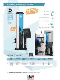 TESA HITS 2019-2 strumenti di misura new