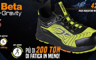 scarpe antinfortunistica O-Gravity beta